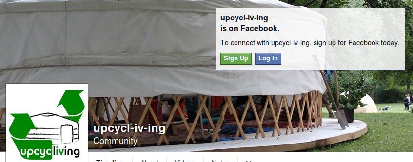 upcycling jurte
