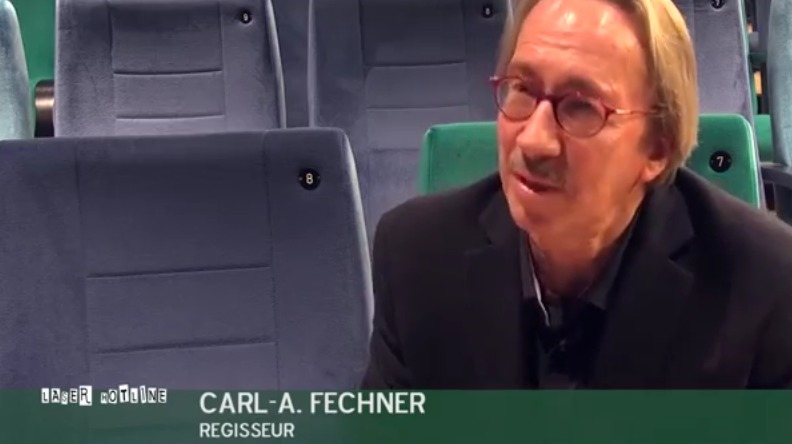 Power to Change - Carl A Fechner Regisseur