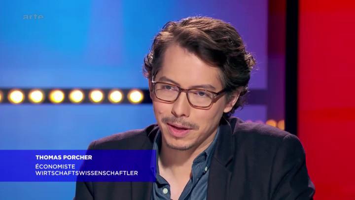 Thomas Porcher - Regisseur die grosse Stromlüge Wirtschaftswissenschaftler