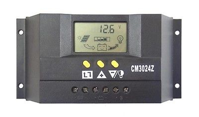 Juta CM3024Z Solar Battery Charger - solarer Laderegler