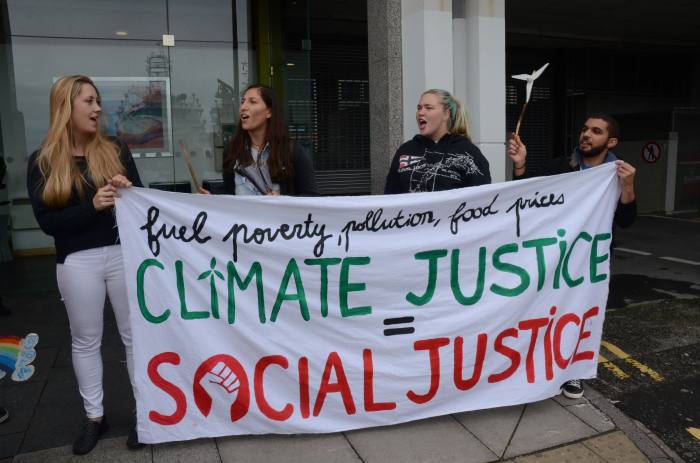 fuel poverty pollution food prices climate justice equals social justice
