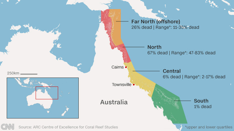 australia-great-barrier-reef-climatechange-coral-bleaching-chart-map